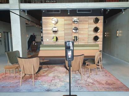 Inntel Hotels Amsterdam Landmark Reception