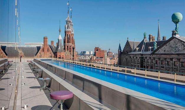 W Amsterdam Hotel Review – Swim & Party With A View