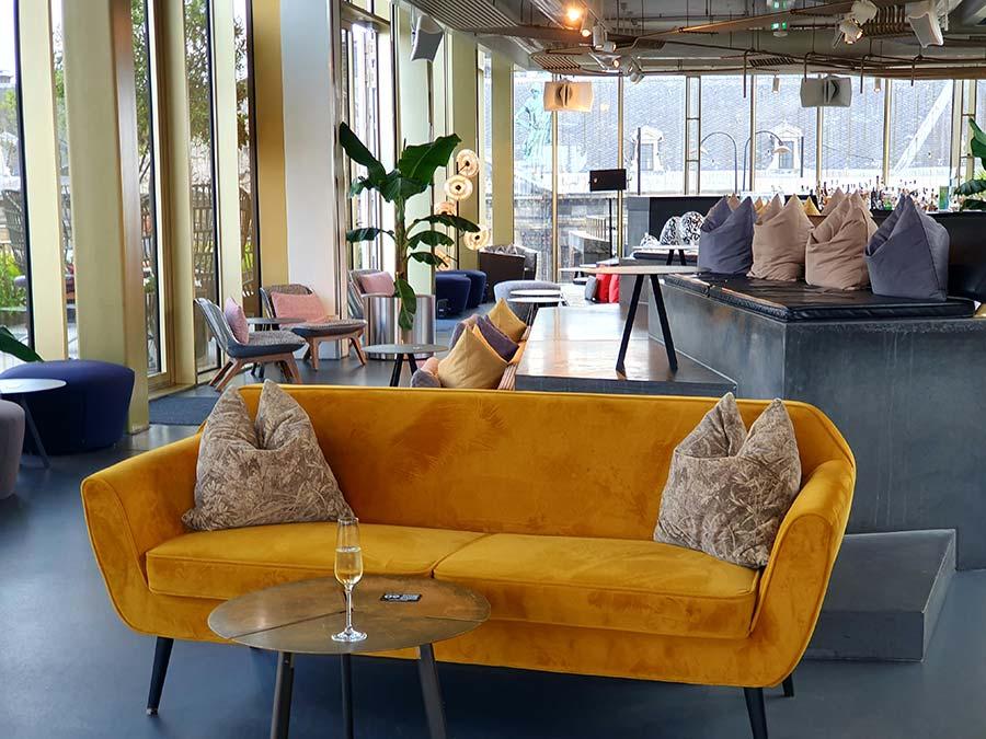 Wlounge WExchange hotel Amsterdam