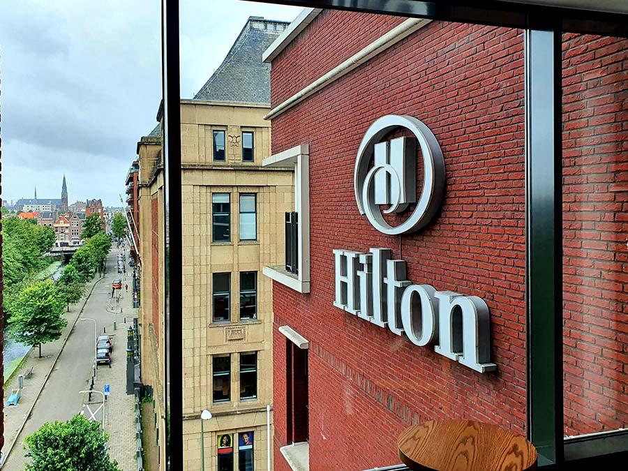 Hilton Executive Suite Floor