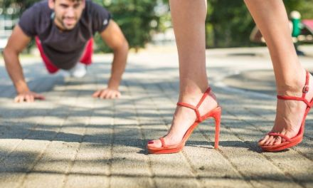 High Heels – Why Did Men Wear Shoes With Heels?