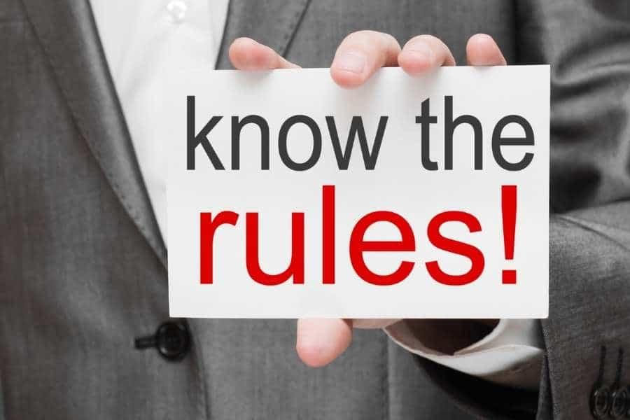 Unspoken rules