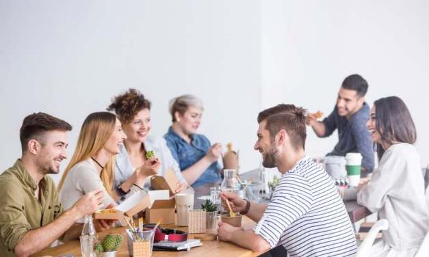 How to Make Your Lunch Break More Meaningful