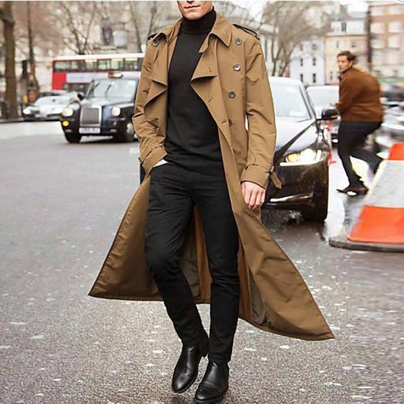 overcoat for men