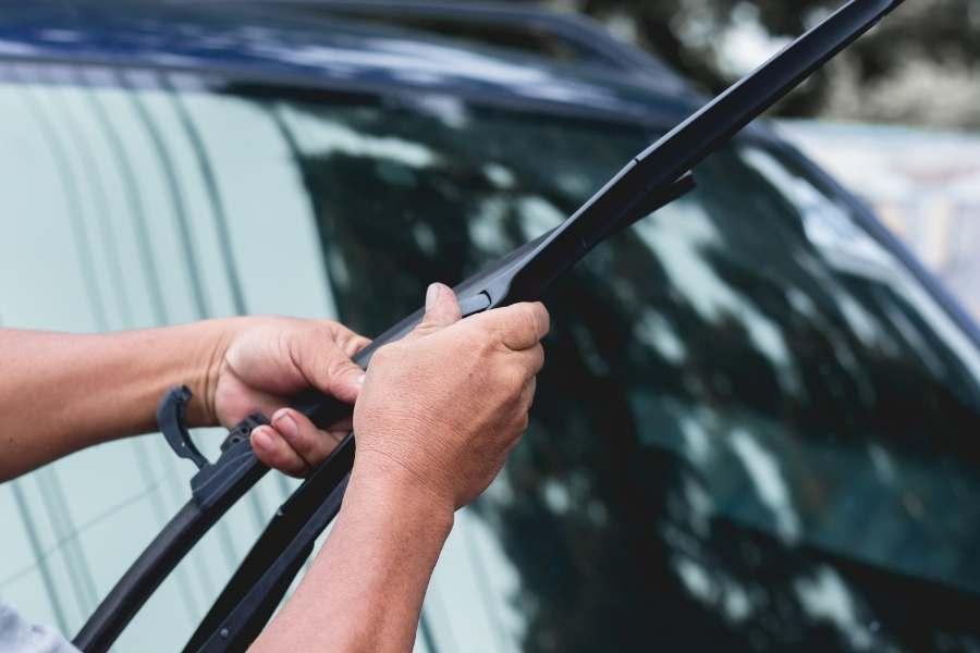 replace windshield wiper
