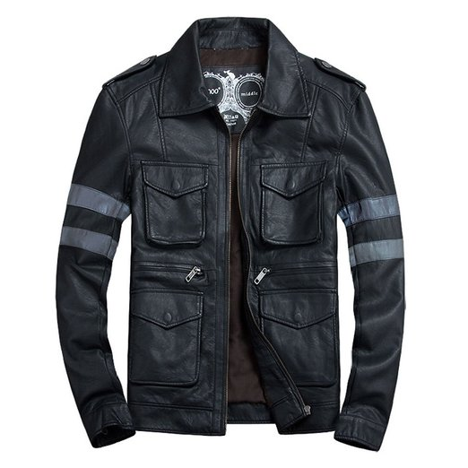 Mens Knight Hoodie Urban Knight Jacket