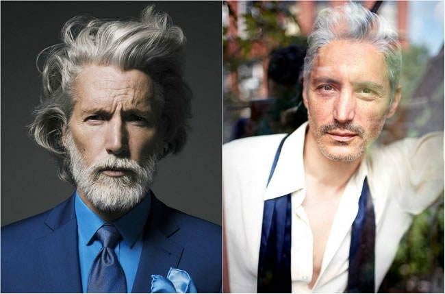 Hair Advice For Men In Their 40s