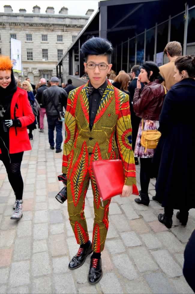 Toni Tran in London