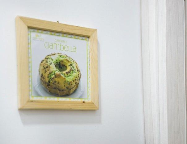 Camera Ciambella - B&B Menta e Limone