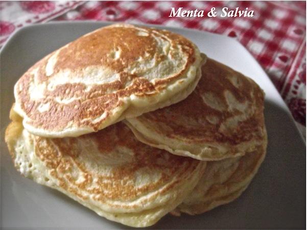 Pancakes (ricetta base)