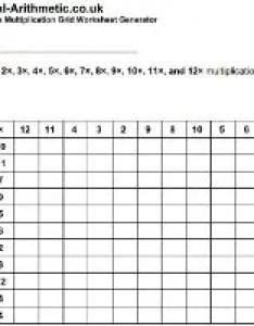 Multiplication grid worksheet also grids pdf generator mental arithmetic rh