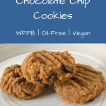 Peanut Butter Chocolate Chip Cookies pin image 3