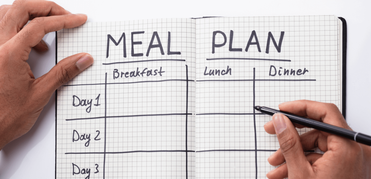 scientific meal planner feature image