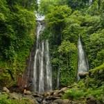 Dieses schöne Prachtstück von Wasserfall liegt nur etwa 15 Minuten schönen Fußmarsch von unserem Daheim entfernt...