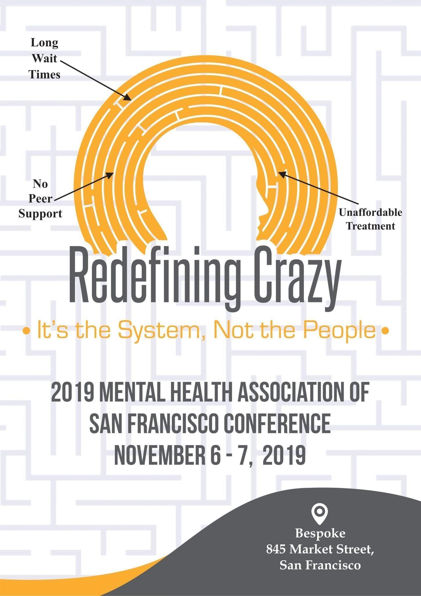Redefining Crazy 2019