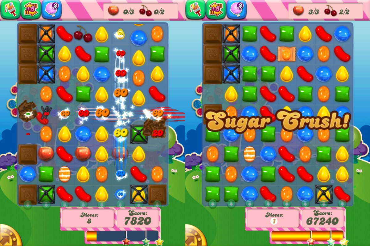 Candy Crushにはまる4つの理由
