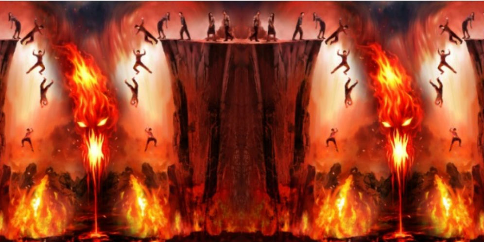 Perkara yang Bisa Menjerumuskan Pada Api Neraka