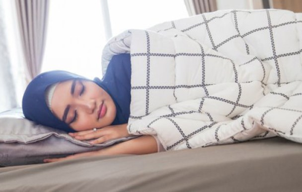 Waktu yang Dilarang untuk Tidur