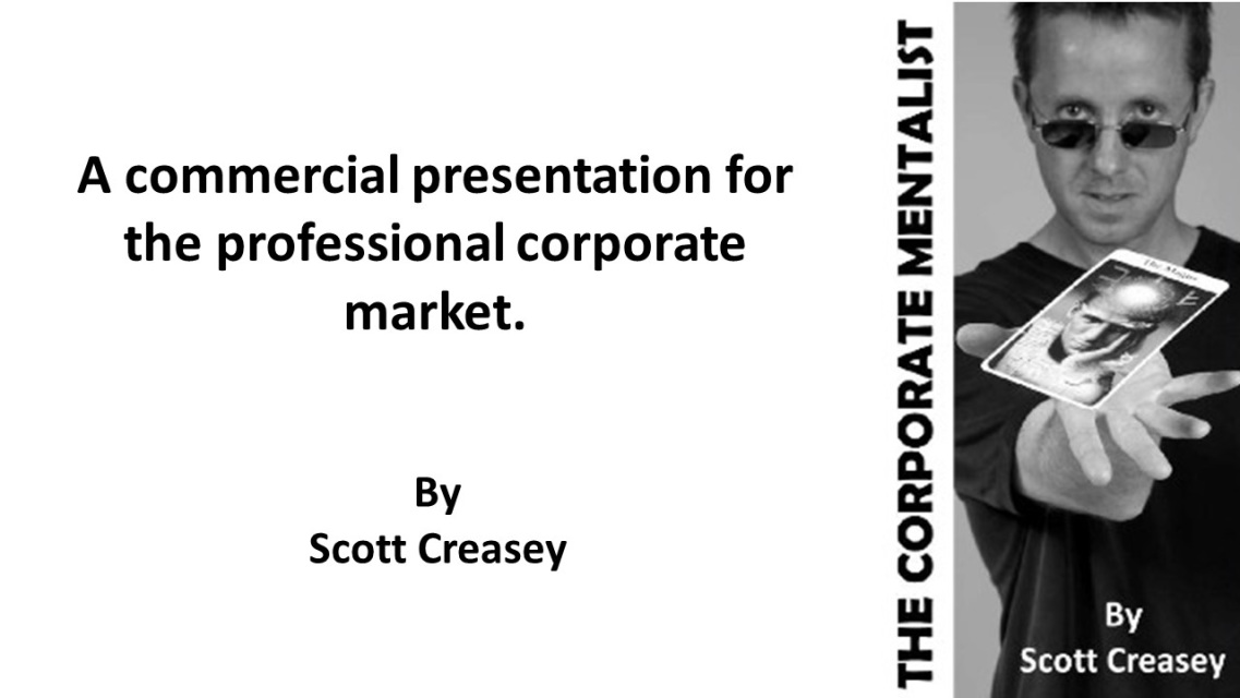 The Corporate Mentalist