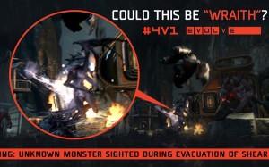 Evolve Wraith teaser