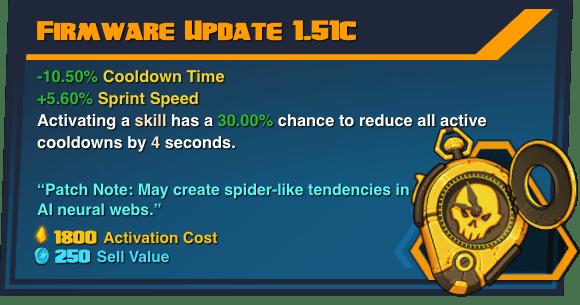 Firmware Update 1.51C