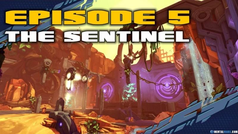 Battleborn Story Mode Episode 5 The Sentinel