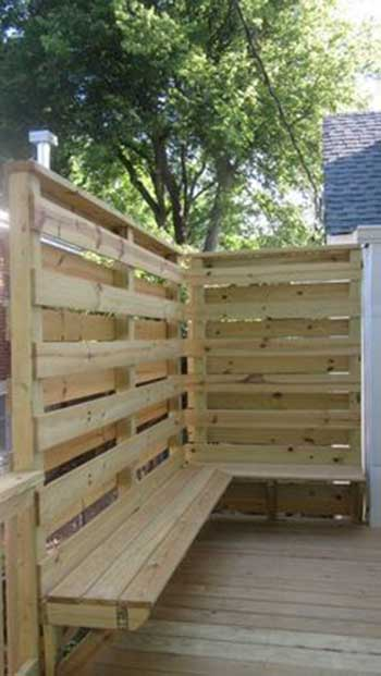 10 Amazing Wood Pallet Fence Ideas Page 3 Of 3 Mental