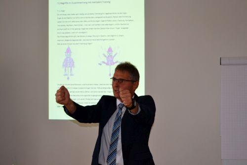 Ing. Christian Winterer Dipl. Mentaltrainer Mentales Training Modul II Volkshochschule Mattighofen Oberösterreich Dipl. Mentaltrainer