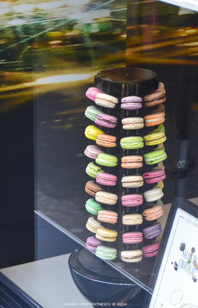 Paris-Macarons
