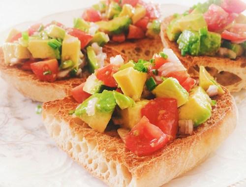 avocado-on-toast