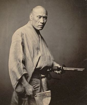 Japanese-Warriors-in-the-middle-late-1800s-19