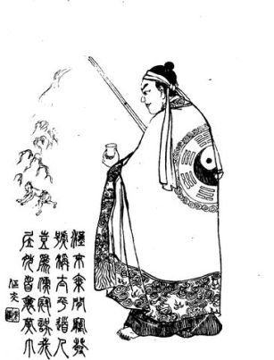 Zhang Jiao, capo dei turbanti gialli