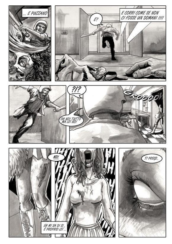 "Zombie Story - Davide ""Ratzo"" Ratti"