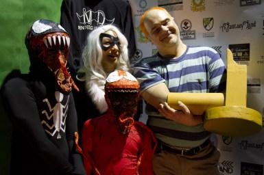 Famiglia cosplayers in Fantasy Land – 19 marzo, Legnano