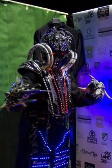 Predator Led version - Cosplayer: Luca Lorusso