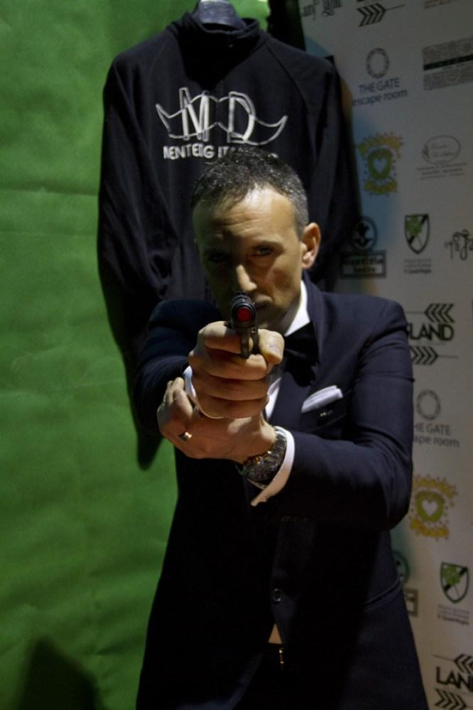 Cosplay 007 James Bond