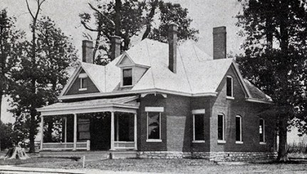 52 Mentelle Park was one of the first five houses built, 1906-1907.