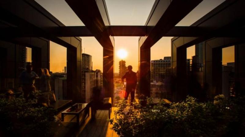 Aperitivo in terrazza a Milano Happy hour panoramico al