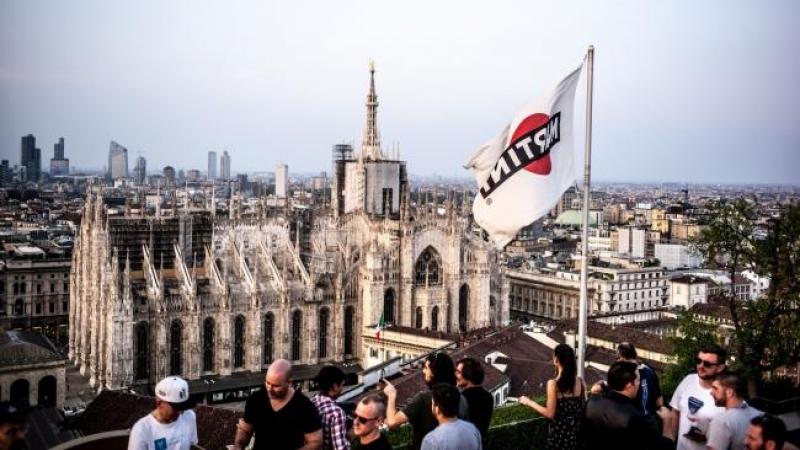 La Terrazza Martini  la miglior location per eventi privati di Milano e dItalia