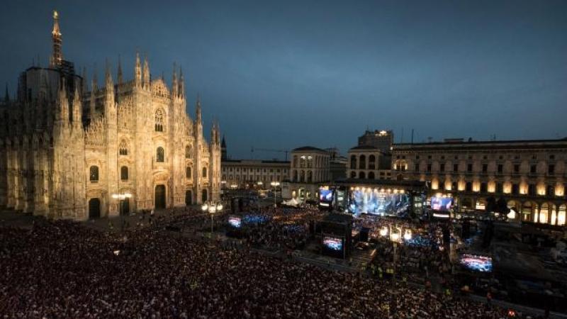 Radio Italia Live 2019 in piazza Duomo data e cantanti