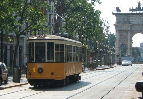 Risultati immagini per gli storici tram Carrelli compiono 90 anni