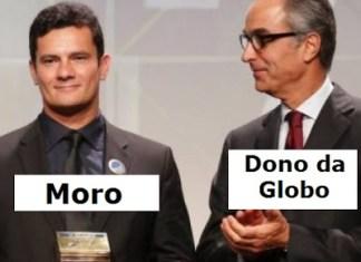 sergio moro pode ter vazado relatorio do coaf para a globo, sergio moro vazou para o jornal nacional