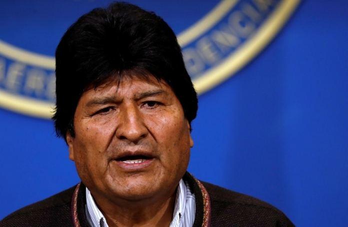 Bolivianos fazem denúncia ao ex-presidente Evo Morales para o Tribunal Penal de Haia