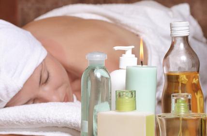 huile de massage purifiante
