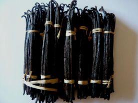 vanille noire de Madagascar