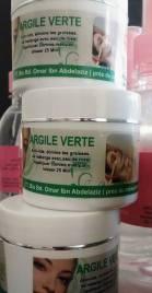 argile verte du Maroc