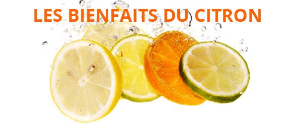 Le citron c'est bon pour la santé !