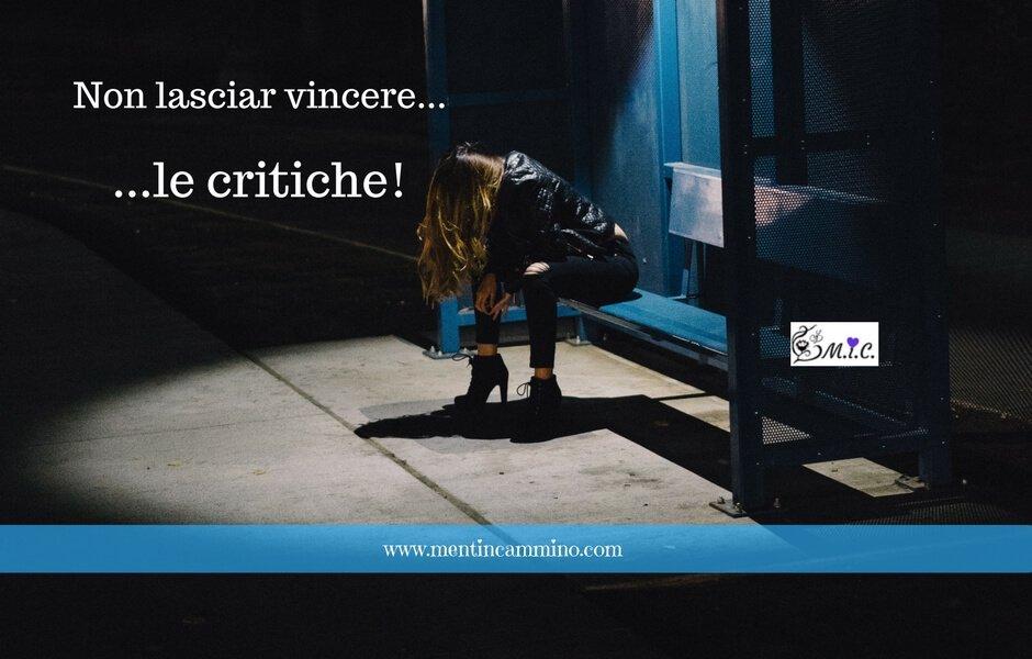 Come gestire le critiche