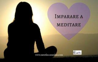 Imparare a meditare in modo efficace