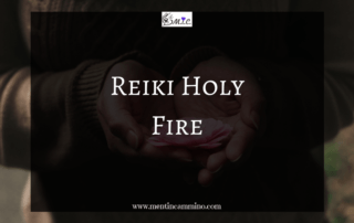 Reiki Holy Fire